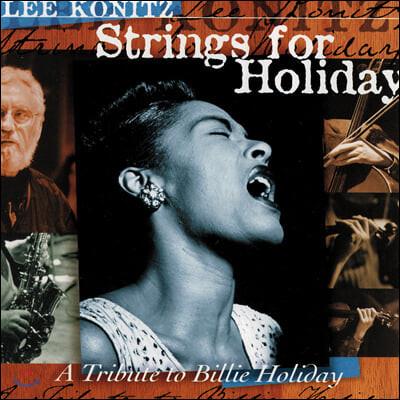 Lee Konitz (리 코니츠) - Strings for Holiday