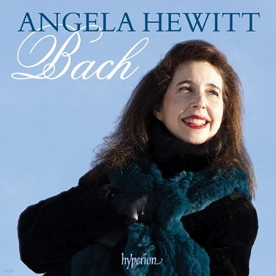 Angela Hewitt 안젤라 휴이트가 연주하는 바흐 작품집 (Plays Bach)