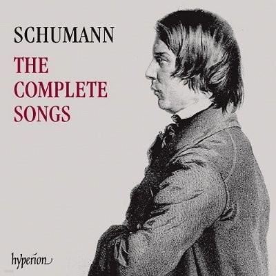 슈만: 가곡 전곡집 (Schumann: The Complete Songs)