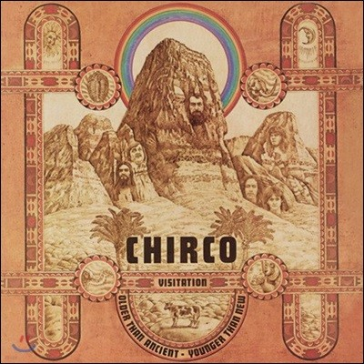 Chirco - The Visitation [LP]