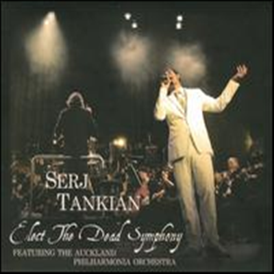 Serj Tankian - Elect the Dead Symphony (Deluxe Edition)(Limited Edition)(CD+DVD)