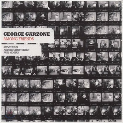 George Garzone - Among Friends