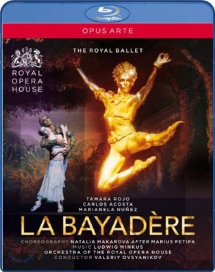 Orchestra Of The Royal Opera House 라 바야데르 (Bayadere) 블루레이