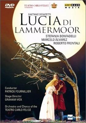 Marcelo Alvarez / Patrick Fournillier 도니제티: 람메르무어의 루치아 (Donizetti: Lucia di Lammermoor)