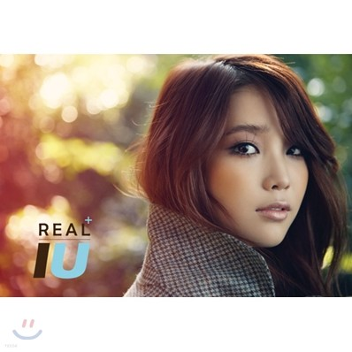아이유 (IU) - 3rd Mini Plus Album : Real+