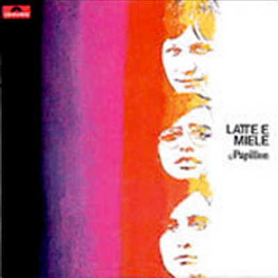 Latte E Miele - Papillon (Paper Sleeve)(CD)