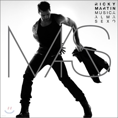 Ricky Martin - Musica + Alma + Sexo