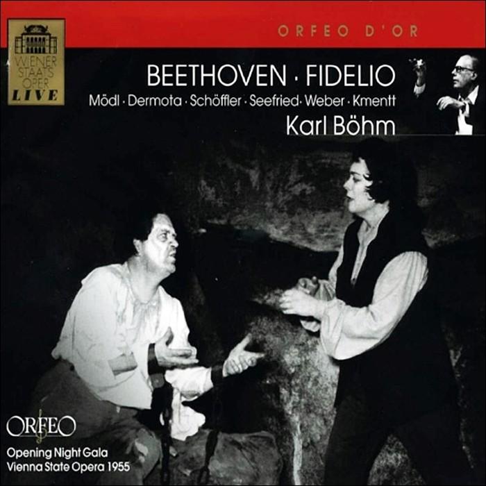 Karl Bohm / Irmgard Seefried 베토벤: 오페라 '피델리오' - 칼 뵘 (Beethoven: Fidelio)