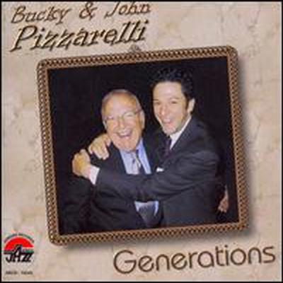 Bucky Pizzarelli/John Pizzarelli - Generations