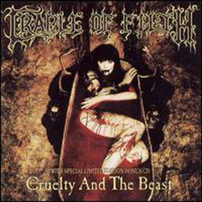 Cradle Of Filth - Cruelty and the Beast (2CD)