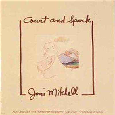 Joni Mitchell - Court & Spark (HDCD)(CD)