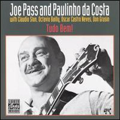 Joe Pass / Paulinho Da Costa - Tudo Bem! (CD)
