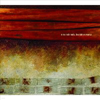 Nine Inch Nails (NIN) - Hesitation Marks (Digipack)