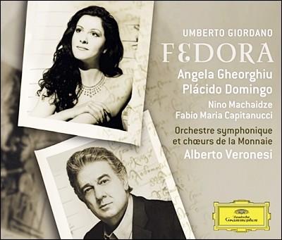 죠르다노 : 페도라 - 안젤라 게오르규, 플라시도 도밍고, Alberto Veronesi