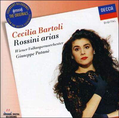 체칠리아 바르톨리가 부르는 로시니 아리아집 (Cecilia Bartoli sings Rossini Arias)