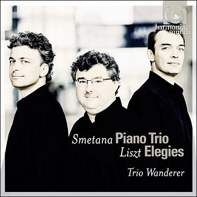 Trio Wanderer 스메타나 : 피아노 트리오 / 리스트 : 엘레지 (Smetana: Piano Trio / Liszt: Elegies)