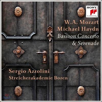 Sergio Azzolini 모차르트 / 미하엘 하이든: 바순 협주곡 & 세레나데 (Mozart / M. Haydn: Bassoon Concerto & Serenade)