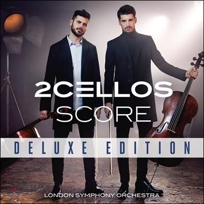 2Cellos (투첼로스) - Score (스코어: 영화음악 연주집) [CD+DVD Deluxe Edition]