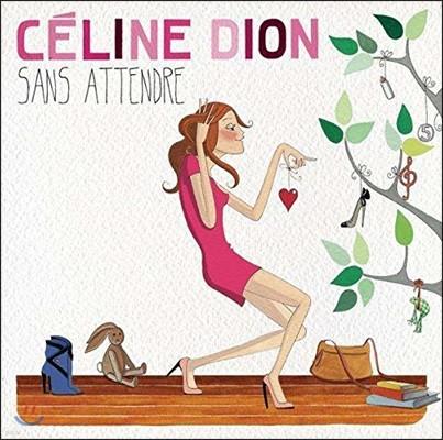 Celine Dion (셀린 디온) - Sans Attendre [2 LP]