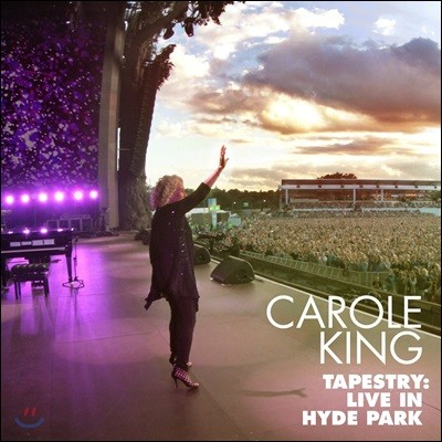 Carole King (캐롤 킹) - Tapestry: Live At Hyde Park [CD+DVD]