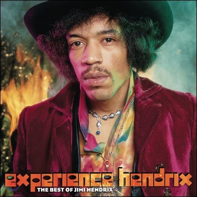 Jimi Hendrix (지미 헨드릭스) - Experience Hendrix: The Best Of Jimi Hendrix [2 LP]
