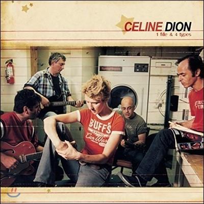 Celine Dion (셀린 디온) - 1 Fille & 4 Types [LP]