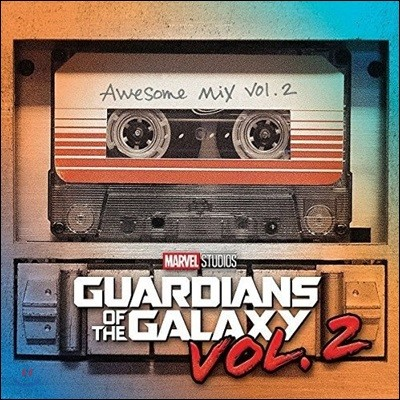 가디언즈 오브 갤럭시 2 영화음악 (Guardians Of The Galaxy - Awesome Mix Vol. 2 OST) [LP]