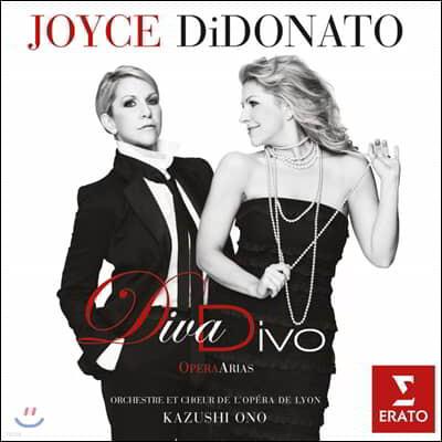 Joyce DiDonato 디바, 디보 - 남성, 여성의 오페라 아리아 (Diva, Divo)