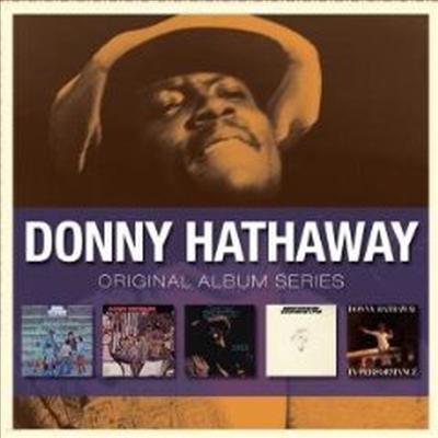 Donny Hathaway - Original Album Series (5CD Box Set)(Digipack)