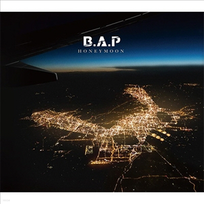 비에이피 (B.A.P) - Honeymoon (CD+DVD) (초회한정반 A)