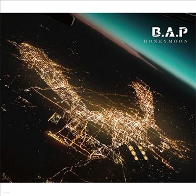 비에이피 (B.A.P) - Honeymoon (CD+Photobook) (초회한정반 B)