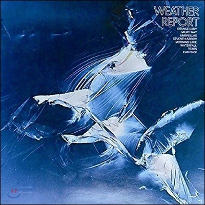 Weather Report - Weather Report 웨더 리포트 데뷔 앨범