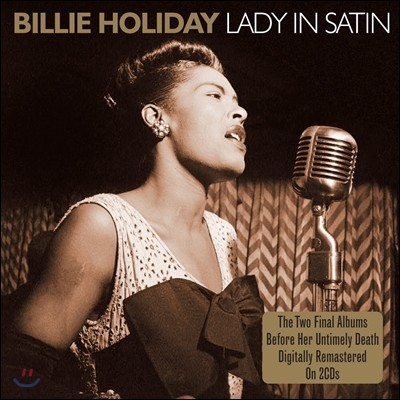 Billie Holiday (빌리 할리데이) - Lady In Satin / Last Recording