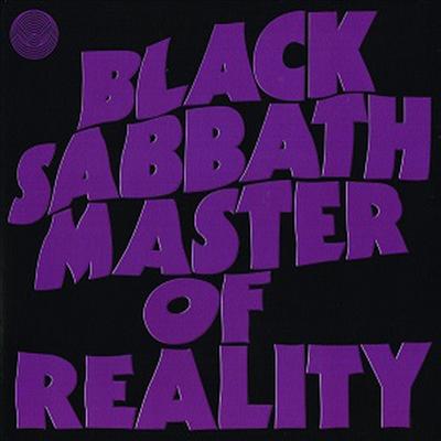 Black Sabbath - Master Of Reality (Limited Edition)(180g LP+CD)