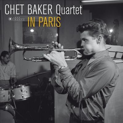 Chet Baker - In Paris (180g Gatefold LP)