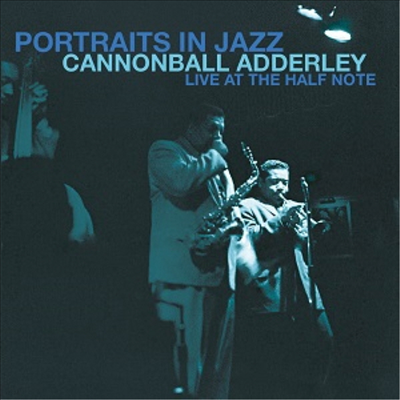 Cannonball Adderley - Live At The Half Note (180g LP)