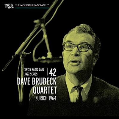 Dave Brubeck Quartet - Zurich 1964 - Swiss Radio Days Jazz Series 42