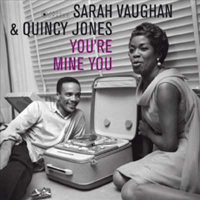 Sarah Vaughan & Quincy Jones - You're Mine You (180g LP)(Gatefold)
