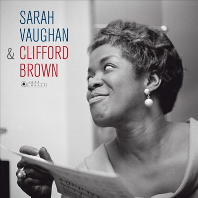 Sarah Vaughan - With Clifford Brown (180g Gatefold LP)