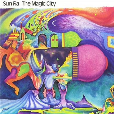 Sun Ra - Magic City (180g LP)