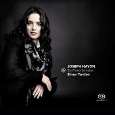 하이든: 여섯 개의 피아노 소나타 (Haydn: Six Piano Sonatas) (SACD Hybrid) - Einav Yarden