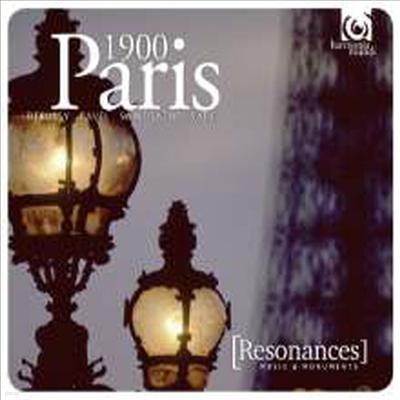 낭만의 파리 - 프랑스 작품집 (1900 Paris) (2CD) - Kent Nagano