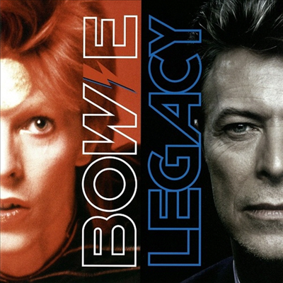David Bowie - Legacy (The Very Best Of) (180g 2LP)