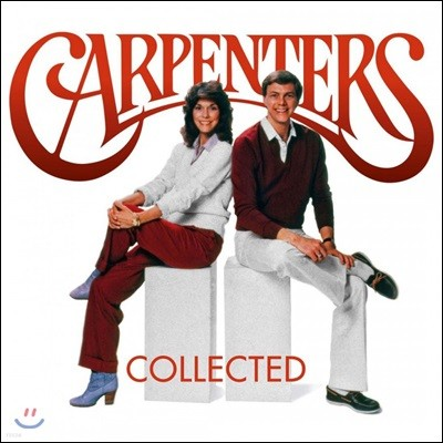 Carpenters (카펜터스) - Collected [2LP]