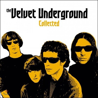 Velvet Underground (벨벳 언더그라운드) - Collected [2LP]