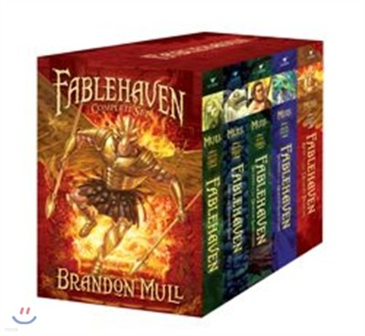 Fablehaven Complete Set