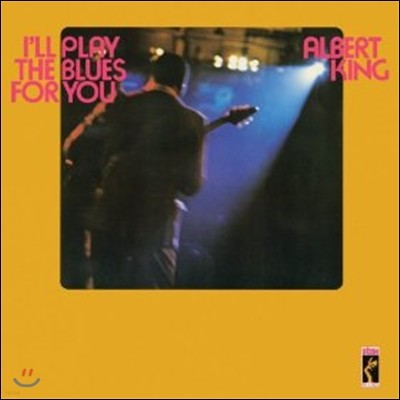 Albert King (앨버트 킹) - I'll Play The Blues For You [LP]