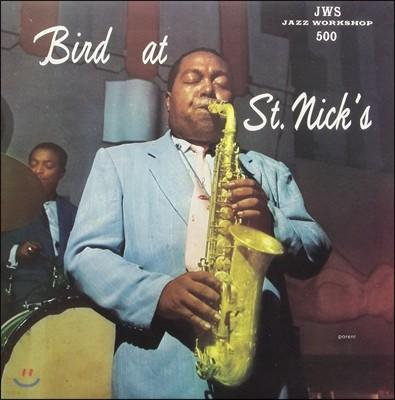 Charlie Parker (찰리 파커) - Bird At St. Nick's [LP]