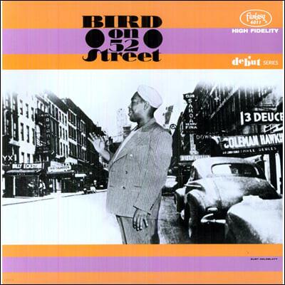 Charlie Parker (찰리 파커) - Bird On 52nd Street [LP]
