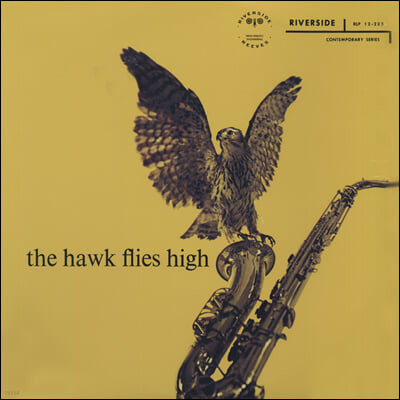 Coleman Hawkins (콜맨 호킨스) - The Hawk Flies High [LP]
